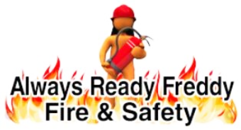 Always Ready Freddy – Fire Extinguisher Inspections and